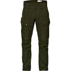 Fjällräven Lappland Hybride Shorts Heren, olijf